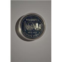 1974 Canada Dollar