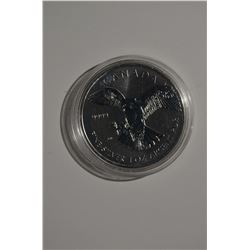 2014 Canada $5 Birds of Prey - 1 oz Silver