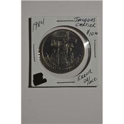 1984 - Jacques Cartier