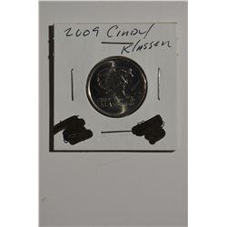 2009 - 25-cent Klassen