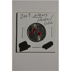 2009 - 25-cent Mens Hockey Color