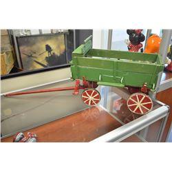Vintage Wagon Model