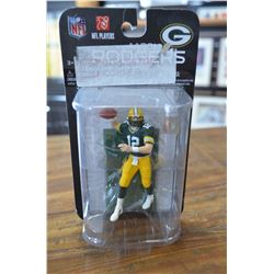 Collectible Aaron Rodgers Action Figure