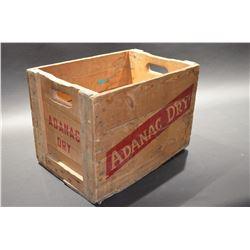 Vintage Adanac Dry Box