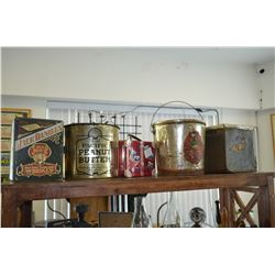 Shelf Lot - Everything on the shelf