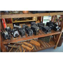 Shelf Lot - Everything on the (cameras) shelf