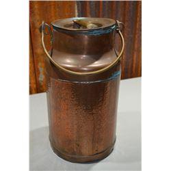 Vintage Copper Pail
