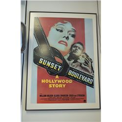 Framed Movie Poster