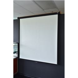 Rolling Movie/Projector Screen