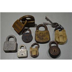 Vintage Lock(s)