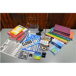 Misc Office Supplies