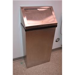 Industrial Garbage Can / Towel & Soap Dispenser