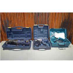 Tools - Electric Imact Driver, Plane, Sawzall