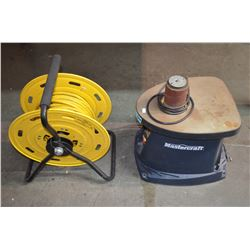 Cord Caddy & Electric Drum Sander