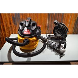 NEW Shop Vac, Electric Metal Chopsaw, Heavy-Duty 2-in-1 Sander/Polisher