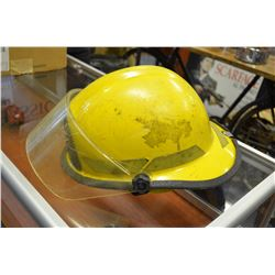 Authentic Firemans Helmet