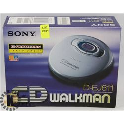 SONY CD WALKMAN D-EJ611