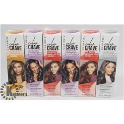 BAG OF CLAIROL COLOUR CRAVE