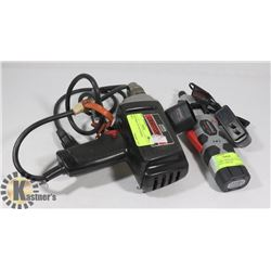 BENCHMARK TWISTOR CORDLESS DRIVER SOLD WITH