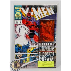 X-MEN #25 ANNIVERSARY ISSUE COMIC BOOK