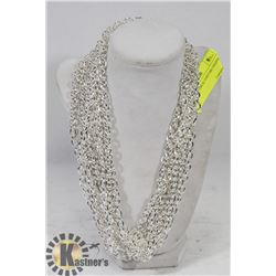 LOT OF 10 THICK COSTUME CHAINS