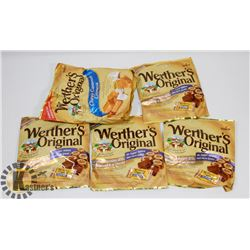 BAG OF WERTHERS ORIGINAL CANDY