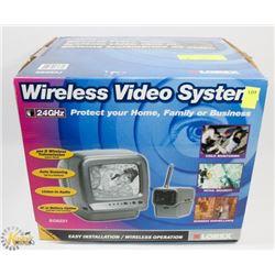 LOREX VIDEO SECURITY SYSTEM