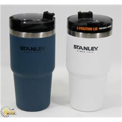 LOT OF 2 NEW STANLEY THERMOS