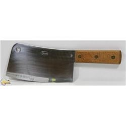 "JAPANESE 7"" STAINLESS STEEL CLEAVER"