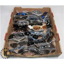 FLAT OF NEW DESIGNER SUNGLASSES