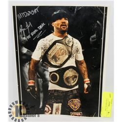 SIGNED RYAN FORD PICTURE