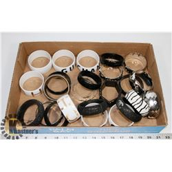 FLAT OF REPLICA CHANEL AND OTHER BRACELETS