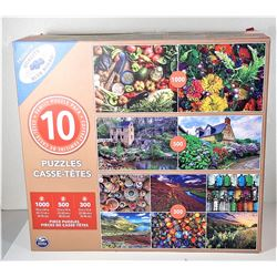 2)  10 COMPLETE FACTORY SEALED BAGS