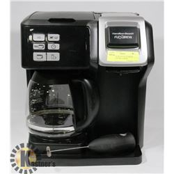 HAMILTON BEACH FLEX BREW COFFEE CENTRE (TAKES