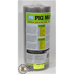 NEW 50' PIG MAT UNIVERSAL LEAK AND SPILL PAD