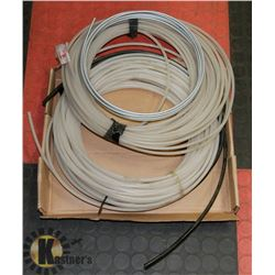 LOT OF ASSORTED TUBING