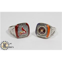 2017 HOUSTON ASTROS REPLICA CHAMPIONSHIP RING SOLD