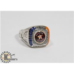 2017 HOUSTON ASTROS NEW WORLD SERIES REPLICA