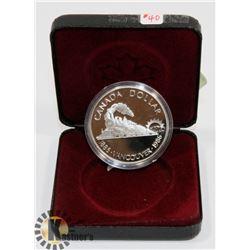 1996 CANADA TRAIN $1 COIN