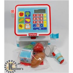 FISHER PRICE CASH REGISTER KIDS LEARNING TOY