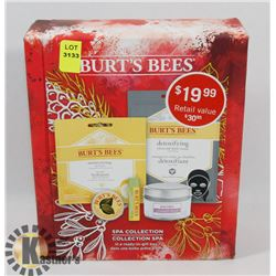 BURTS BEES SPA COLLECTION