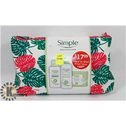 SIMPLE SENSITIVE SKIN EXPERTS GIFT SET