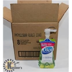 CASE OF DIAL COMPLETE HAND SOAP