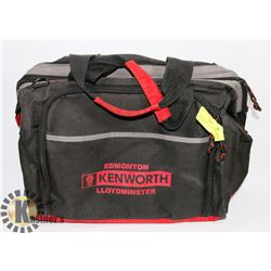 CANVAS MULTI SECTION TOOL BAG, 18 X 10 X 11