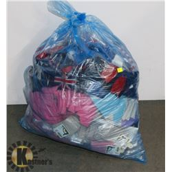BAG OF ASSORTED SOCKS