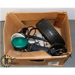 FLOOD LIGHT, POWER TOOL, AIR IMPACT WRENCH, WHEEL