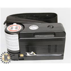 NEW PORTABLE AIR COMPRESSOR WITH TIRE SEALANT
