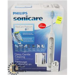 NEW! PHILIPS SONICARE PLATINUM 8-SERIES TOOTHBRUSH