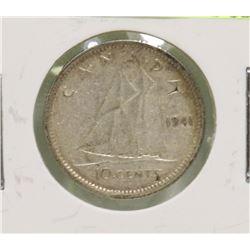 1941 GVI 10 CENT