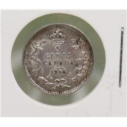 1916 GEORGE V 5 CENT